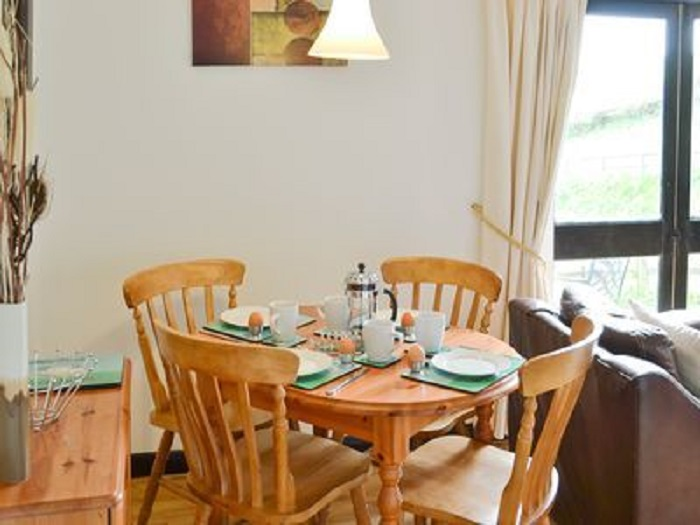 Wren Cottage Dining Table at Robin Hill Farm Cottages