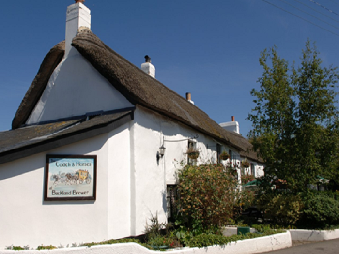 Pubs and Restaurants near Robin Hill Farm Cottages