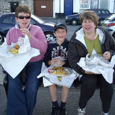 Our North Devon Fish and Chip Guide